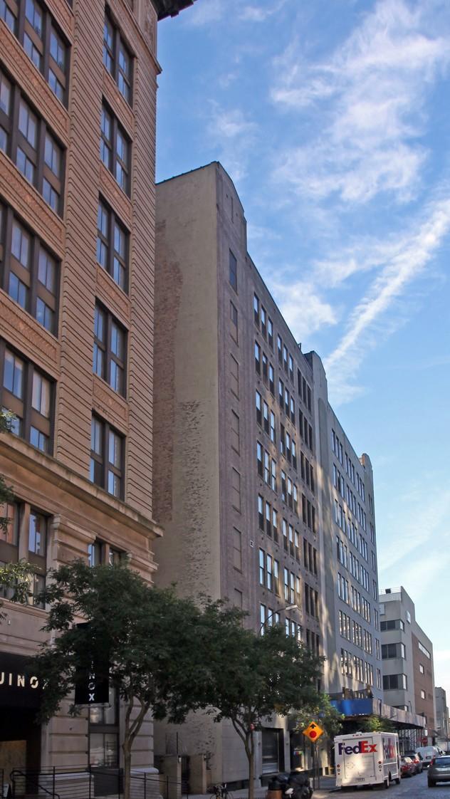 110 Leroy Street New York NY  10014
