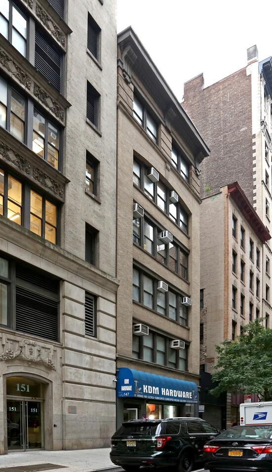 147 West 26th Street New York NY  10001