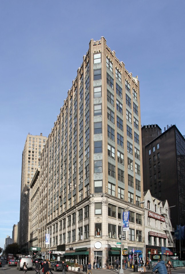 1841 Broadway New York NY  10023