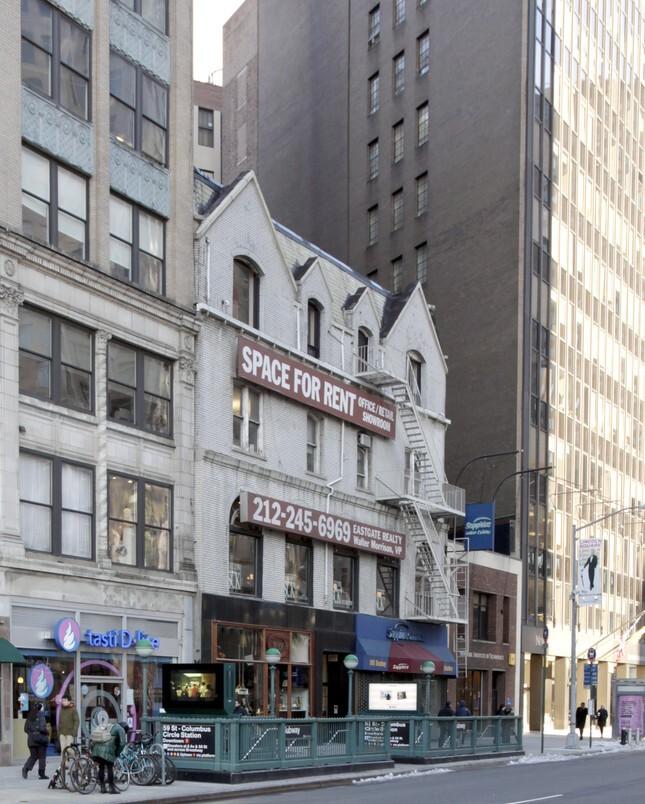 1845 Broadway New York NY  10023