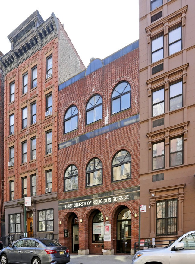 204 W 84th St New York NY  10024