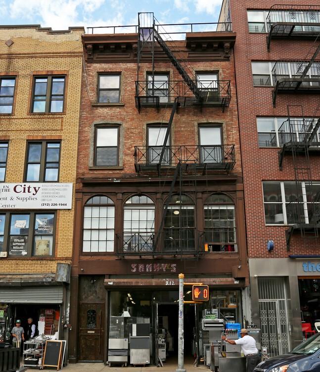 212 Bowery New York NY  10012