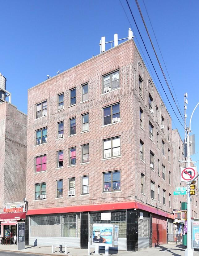 2440 Amsterdam Ave New York NY  10033