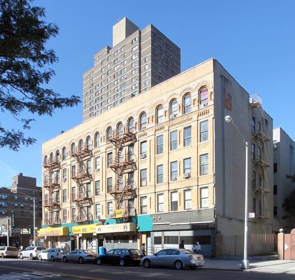 2445-2451 Frederick Douglass Blvd New York NY 10027