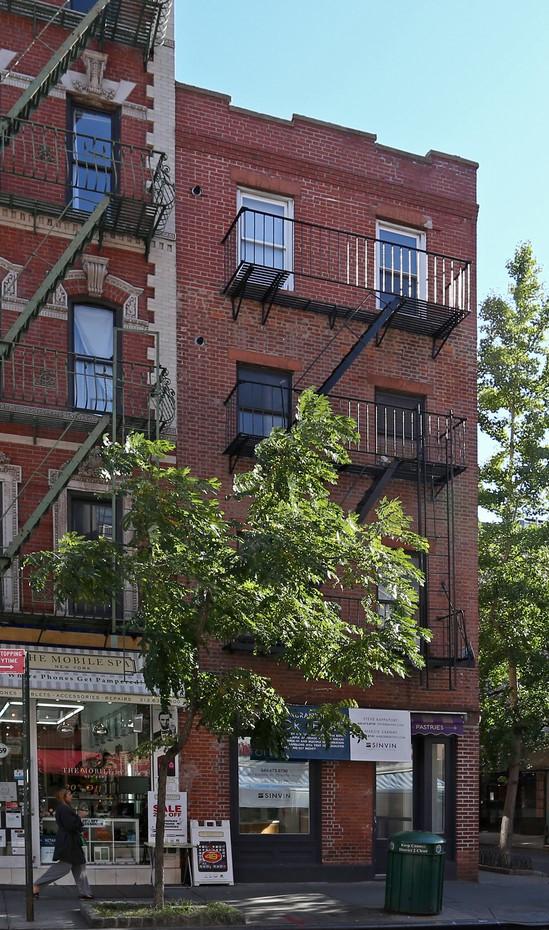 257 Bleecker St New York NY  10014