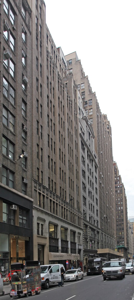 262 West 38th Street New York NY  10018