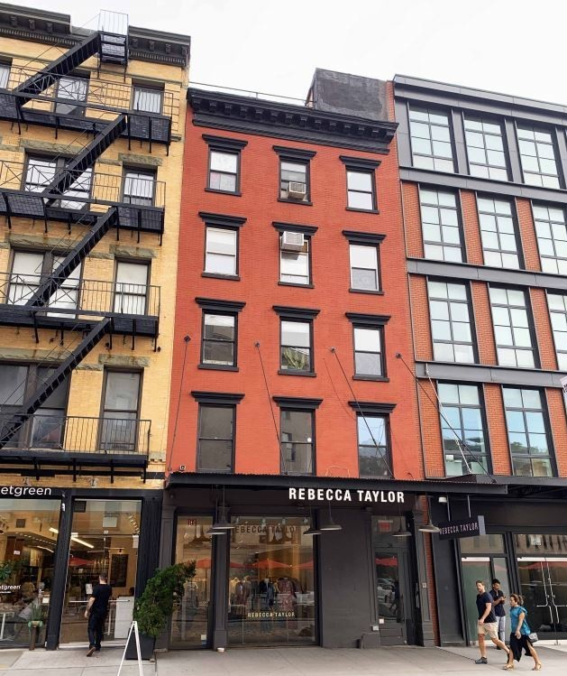 34 Gansevoort St New York NY  10014