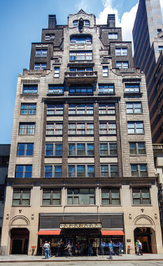 37 West 47th Street New York NY  10036