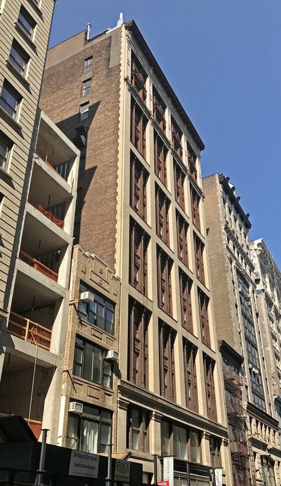 38 W 21st St New York NY  10010