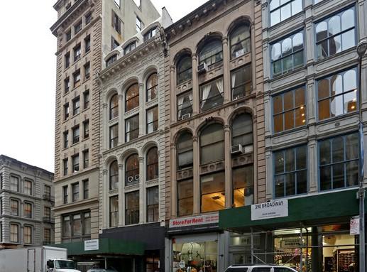 394 Broadway New York NY  10013