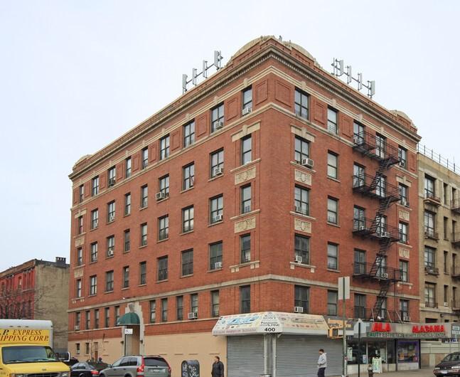400 Audubon Ave New York NY  10033
