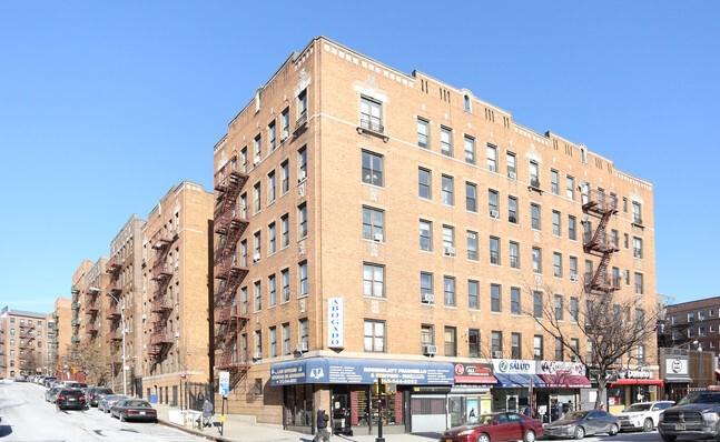 4791 Broadway New York NY  10034
