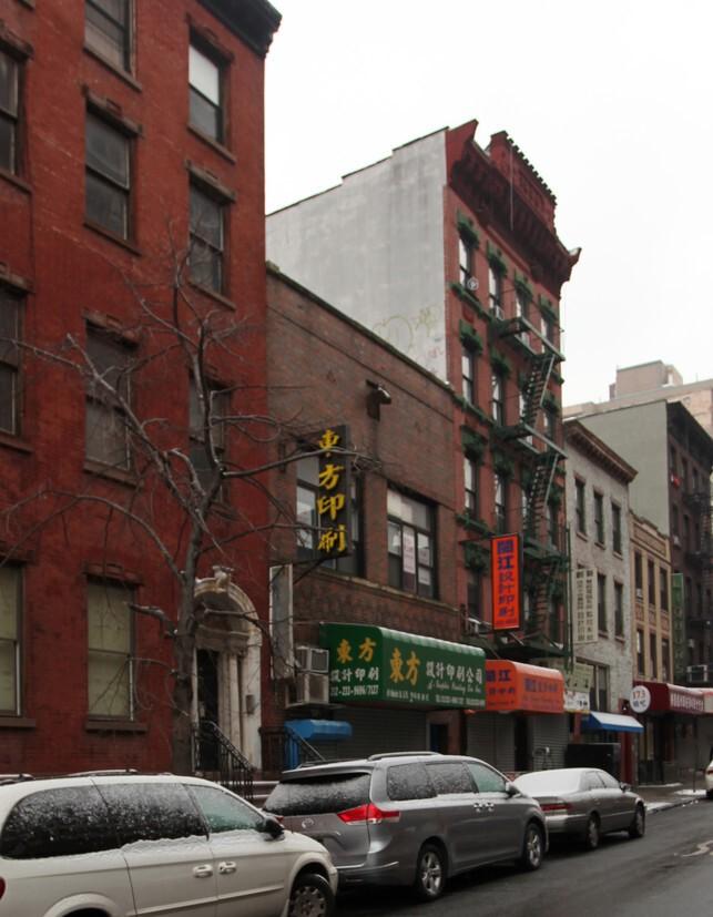 49 Market St New York NY  10002