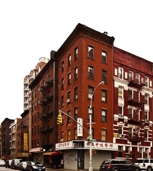55 Market St New York NY  10002