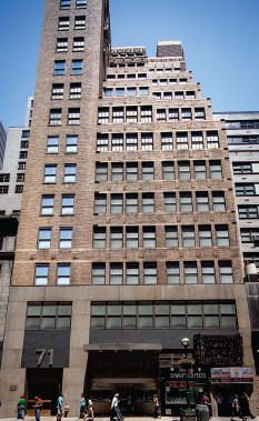 71 West 47th Street New York NY  10036