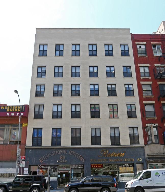 80 Bowery New York NY 10013