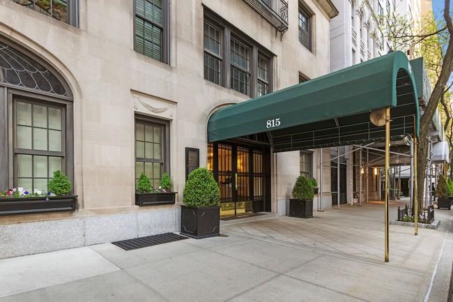 815 Park Ave New York, NY  10021