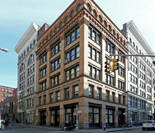 84 Wooster St New York NY  10012