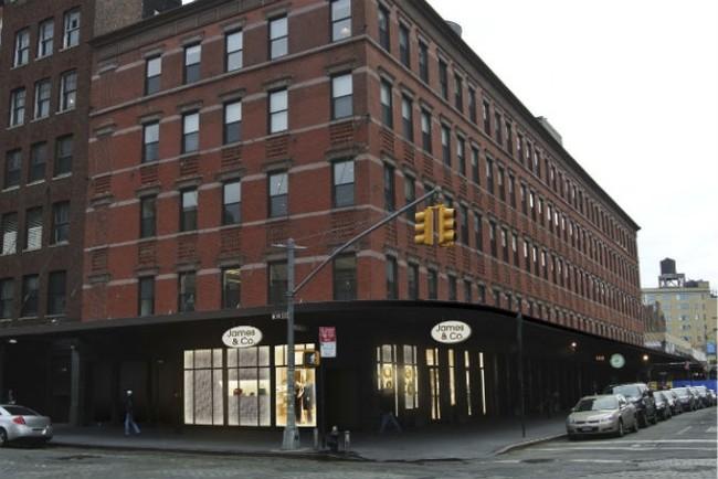875 Washington Street New York, NY  10014