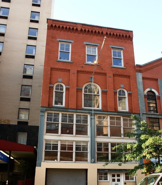 444 W 36th St New York NY 10018